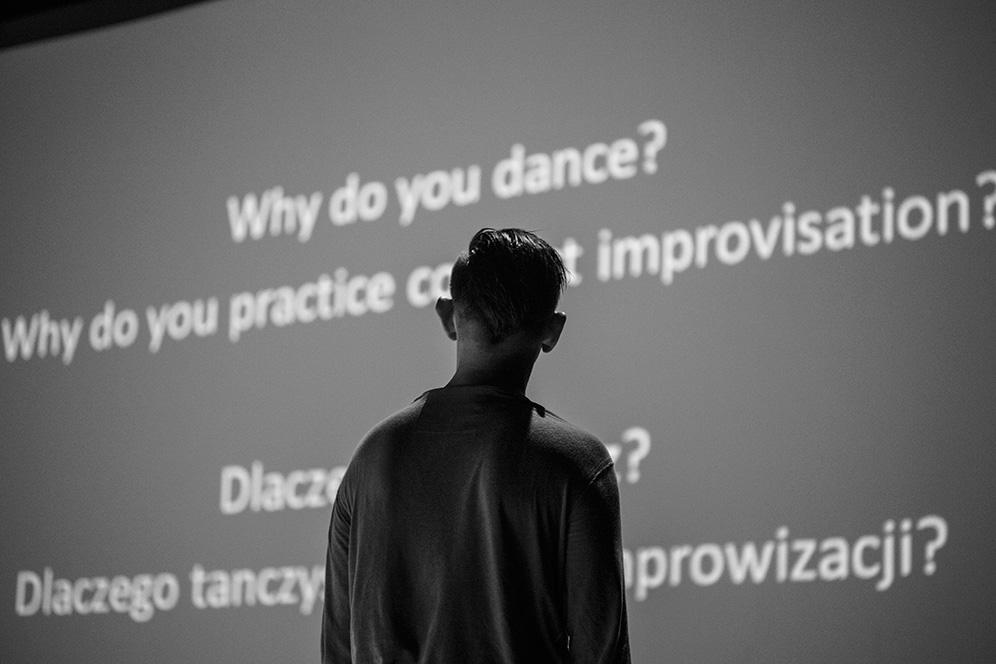 Dlaczego tańczę